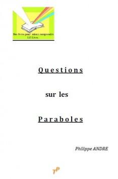 livret questions parabole