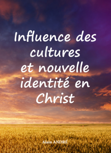 Couverture Influence des cultures