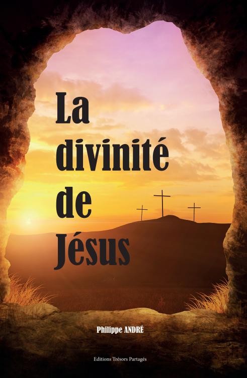 Couverture La divinité de Jésus