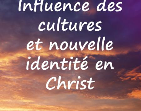 Couverture Influence des cultures